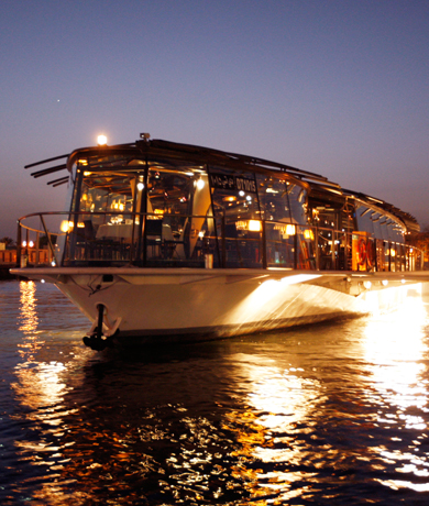 Dubai Creek Dhow Cruise – with Dinner