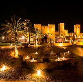 """SAHARA"" An Arabian Fortress Desert Experience"